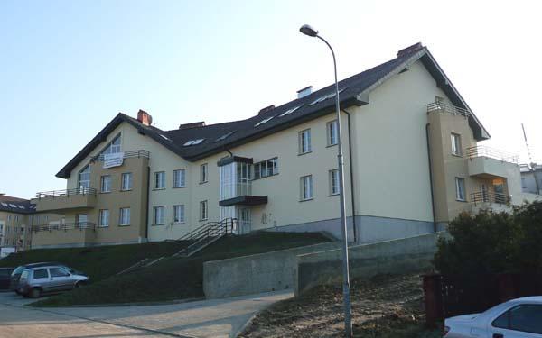 Budynek wielorodzinny ul. Perłowa Gorzów Wlkp.
