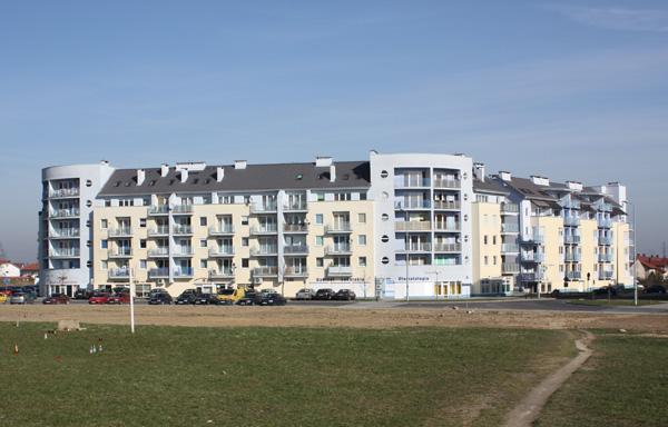 Zespół zabudowy wielorodzinnej ul. Jana Pawła II w Gorzowie Wlkp.